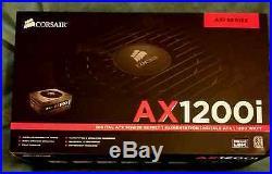 Corsair AX1200i Fully Modular Power Supply Unit NEW