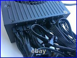 Corsair AX1200i Platinum Certified 1200 Watt Modular Power Supply