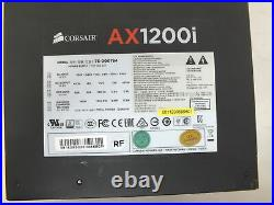 Corsair AX1200i Platinum Power Supply