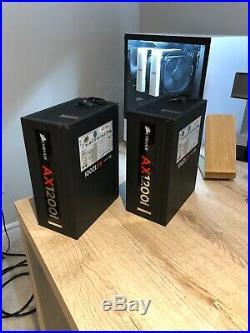Corsair AX1200i Power Supply 80 Plus Platinum