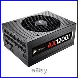 Corsair AX1200i Pro Series 1200 Watt 80 Plus Platinum ATX PSU (CP-9020008-UK)