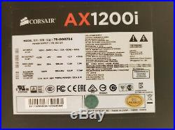 Corsair AX1200i Professional Series / 1200W ATX-EPS Power Supply