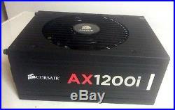 Corsair AX1200i power supply model 75-000784 open box