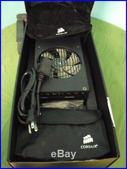 Corsair AX1500i 1500 Watt 1500W Modular Power Supply 80+ for Antminer S9 L3+