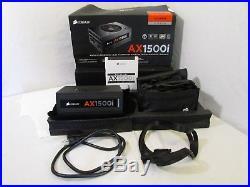 Corsair AX1500i 1500 Watt PSU ATX Modular Titanium