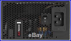 Corsair AX1500i 1500W 80+ Titanium Fully Modular ATX Power Supply PSU
