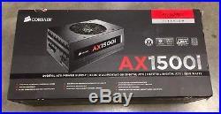Corsair AX1500i Digital ATX 80 PLUS Titanium 1500W Modular Power Supply