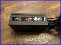 Corsair AX1500i Digital ATX Power Supply 1500 Watt Fully-Modular