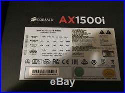 Corsair AX1500i Digital ATX Power Supply 1500 Watt Fully-Modular PSU