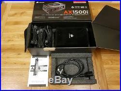 Corsair AX1500i Digital ATX Power Supply 1500W 80+ Titanium Fully-Modular PSU
