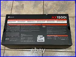 Corsair AX1500i Digital Power Supply (NewithSealed)