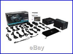Corsair AX1500i HX1200i AX750 AX1600i Power Supply PSU WATTS 750 650 1000 1200