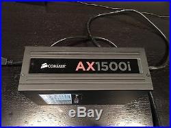 Corsair AX1500i NO CABLES