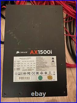 Corsair AX1500i Titanium Digital ATX Fully Modular Power Supply 1500W 75-001971