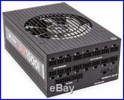 Corsair AX1500i Titanium Digital ATX Power Supply 1500 Watt Fully Modular PSU