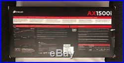 Corsair AX1500i Titanium Digital ATX Power Supply 1500 Watt Fully-Modular PSU