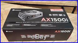 Corsair AX1500i power supply, 1500w Titanium power supply, free shipping