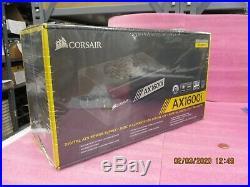 Corsair AX1600I Digital ATX Power Supply 1600 Watt Fully-Modular PSU