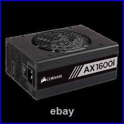 Corsair AX1600i 1600W Digital ATX Power Supply MFG Refurbished New NIB Sealed