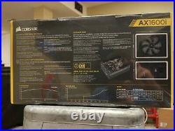 Corsair AX1600i 1600W Digital ATX Power Supply NIB