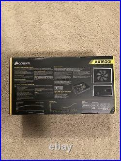Corsair AX1600i (CP-9020087-NA) 1600w 80 PLUS TITANIUM Certified Power
