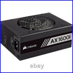 Corsair AX1600i Digital 1600W 80 PLUS Titanium Fully Modular ATX Power Supply