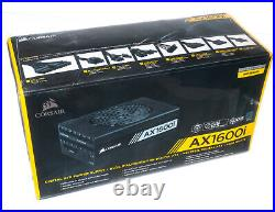 Corsair AX1600i Digital 80 PLUS TITANIUM Full Modular ATX Power Supply NEXT DAY