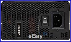 Corsair AX1600i Digital 80 PLUS TITANIUM Full Modular ATX Power Supply Unit