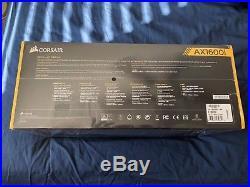 Corsair AX1600i Digital Power Supply 1600 watt (Platinum)