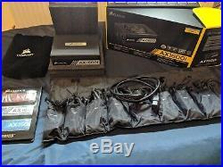 Corsair AX1600i PC Netzteil Super Zustand