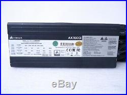 Corsair AX1600i RPS0036 Digital 1600W 80PLUS Titanium Modular ATX NICE DEAL