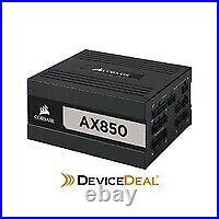 Corsair AX850 80 PLUS Titanium Fully Modular ATX Power Supply