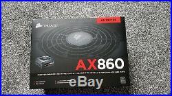 Corsair AX860 80 Plus Platinum Modular PSU (Seasonic)