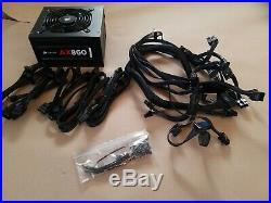 Corsair AX860 Power Supply PSU for Maximus Hero or High End Gaming PC ATX Case