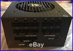 Corsair AX860i 860W 80+ Platinum Power Supply With Full Sleeved CableMod Cables
