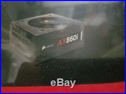 Corsair AX860i Digital ATX 80 Plus Platinum 860W Modular Power Supply BRAND NEW