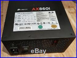 Corsair AX860i PSU 860W Modular 80 Platinum