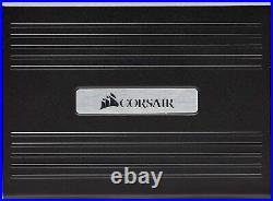 Corsair AXi, AX1600i, 1600 Watt, 80+ Titanium MFG Refurbished Power Supply