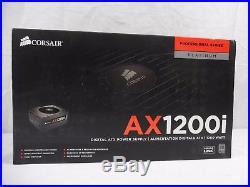 Corsair AXi Series, AX1200i, 1200 Watt