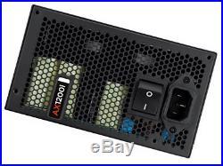 Corsair AXi Series, AX1200i, 1200 Watt (1200W), Fully Modular Digital Power Supp