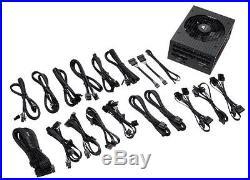 Corsair AXi Series, AX1200i, 1200 Watt Fully Modular Digital Power Supply 80+