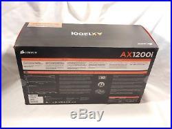 Corsair AXi Series, AX1200i, (1200W), Fully Modular Digital Power Supply