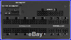 Corsair AXi Series, AX1500i, 1500 Watt (1500W), Fully. Power Supply Atx Watt E