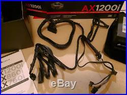 Corsair AXi Series Digital AX1200i (1200W) Power Supply 80 PLUS PLATINUM