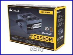 Corsair Amd A10 7860K-Quad Core 3.6Ghz /ASUS ATX A88X-Pro/ Corsair CX 550M