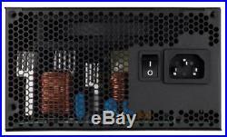 Corsair Ax Series, Ax760, 760 Watt, Fully Modular Power Supply, 80+ Platinum Cer