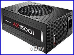 Corsair Ax1500i Digital Atx Power Supply 1500 Watt Fully-modular Psu 120 V