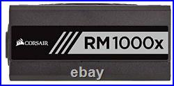Corsair CORSAIR RMx Series, RM1000x, 1000 Watt, 80+ Gold Certified, Fully