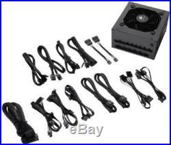 Corsair CP-9020044-EU AX860 80Plus Platinum 860W ATX Black power supply unit