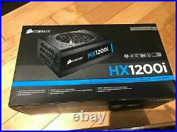 Corsair CP-9020070-NA Power Supply HX-1200i 1200W ATX 80PLUS Platinum